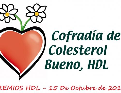 Premios HDL Colesterol Bueno 2016